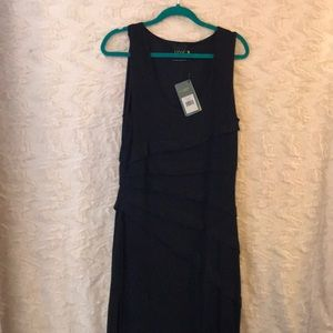 LYSSE large maxi dress with slits up the side